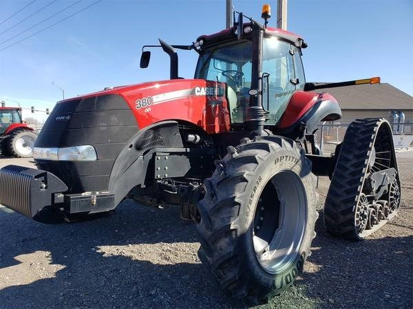 2018 Case IH MAGNUM 380 CVT ROWTRAC Tractor For Sale