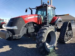 Tractor For Sale 2018 Case IH MAGNUM 380 CVT ROWTRAC , 380 HP