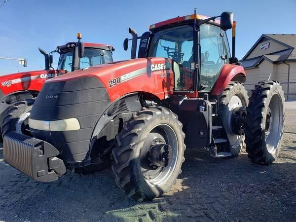 2011 Case IH MAGNUM 290 Tractor For Sale