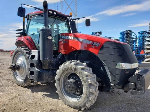2018 Case IH MAGNUM 250 CVT Tractor For Sale