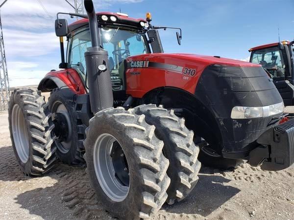 2018 Case IH MAGNUM 310 CVT Tractor For Sale