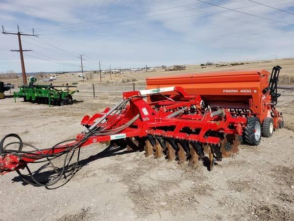 2013 Kuhn PREMIA 4000 Grain Drill For Sale