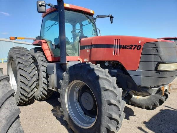 1999 Case IH MX270 Tractor For Sale
