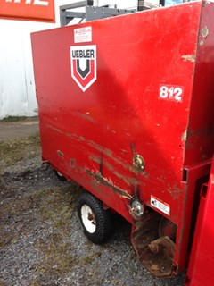 Feed Cart For Sale Gruetts 812