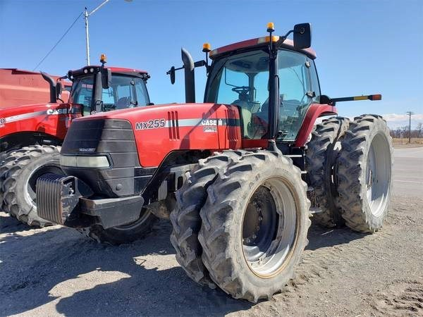2003 Case IH MX255 Tractor For Sale