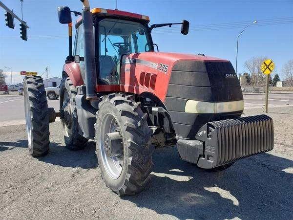 2010 Case IH MAGNUM 275 Tractor For Sale