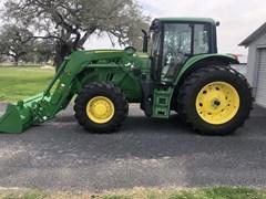 Tractor - Row Crop For Sale 2016 John Deere 6145M , 145 HP