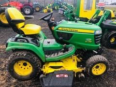 Lawn Mower For Sale 2015 John Deere X738