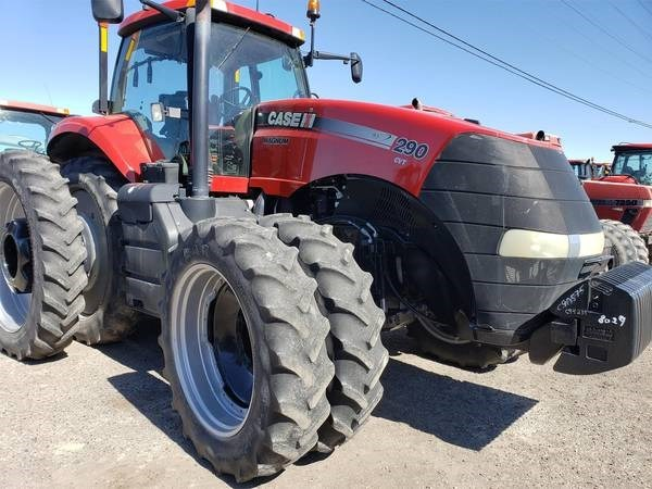 2014 Case IH MAGNUM 290 CVT Tractor For Sale