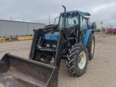 Tractor For Sale 1997 New Holland 7740