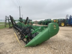 Header-Draper/Rigid For Sale 2013 John Deere 635D