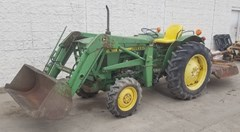 Tractor - Compact For Sale 1985 John Deere 1050