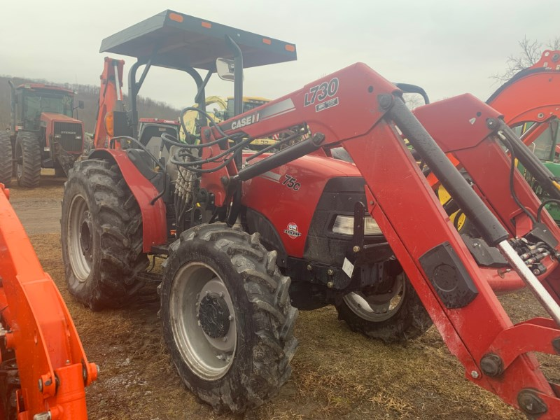 2009 Case IH 75C Tractor For Sale