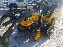 Tractor - Compact Utility For Sale 2009 Cub Cadet SC2400 , 24 HP