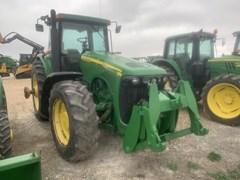 Tractor - Row Crop For Sale 2002 John Deere 8520 , 255 HP