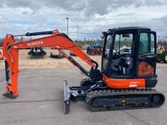 Excavator-Track  Kubota KX057-4R3A