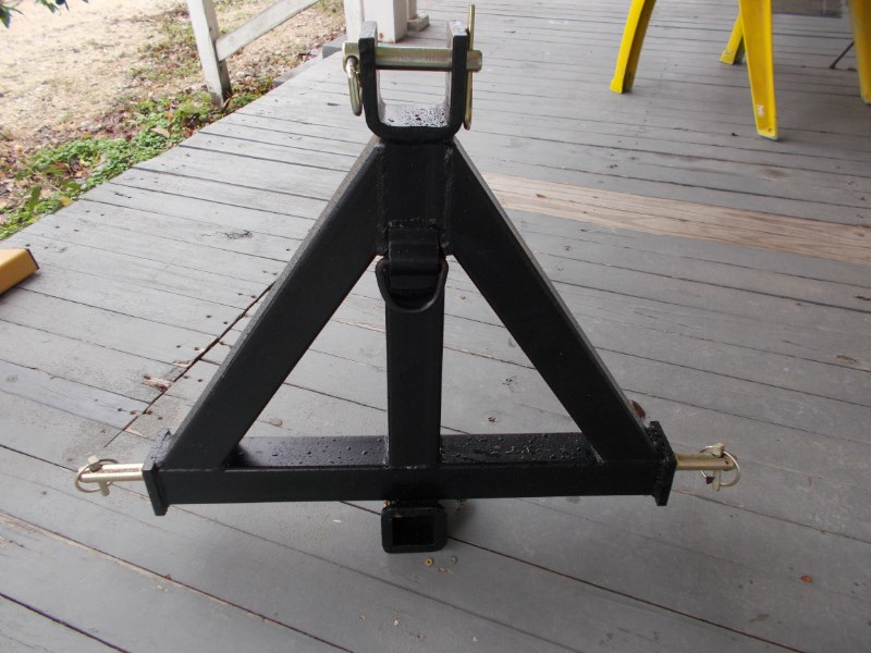 Other Heavy duty 3pt receiver hitch trailer mover Hitch For Sale