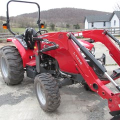Tractor For Sale Massey Ferguson 2706 , 60 HP