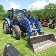 Tractor For Sale 2015 New Holland T4.75 , 74 HP