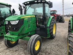 Tractor - Utility For Sale 2014 John Deere 6105R