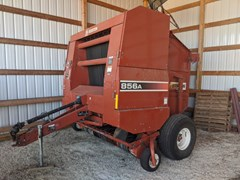 Baler-Round For Sale 2000 Hesston 856A