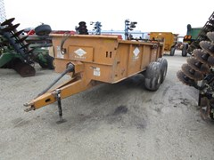 Manure Spreader-Dry/Pull Type For Sale 2007 Kuhn Knight 1140