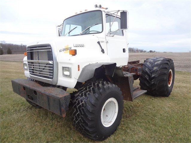 1994 Agressor 1800 Misc. Truck For Sale