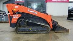 Skid Steer-Track For Sale 2014 Kubota SVL90-2HC , 92 HP