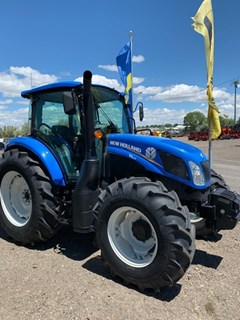 Tractor For Sale 2017 New Holland T4.110 , 90 HP