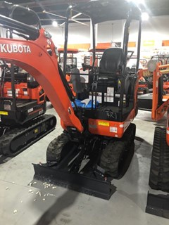 Excavator-Mini For Sale Kubota KX018-4R1