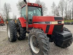 Tractor For Sale 1995 Case IH 7220 , 172 HP