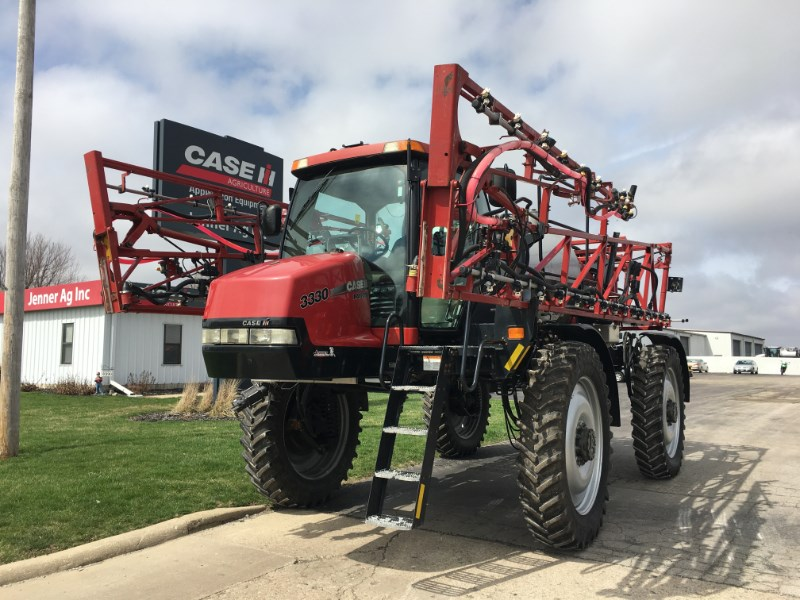 2013 Case IH PATRIOT 3330 Sprayer-Self Propelled For Sale
