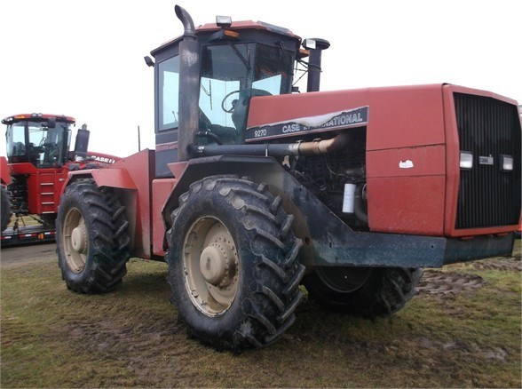 1990 Case IH 9270 Tractor For Sale