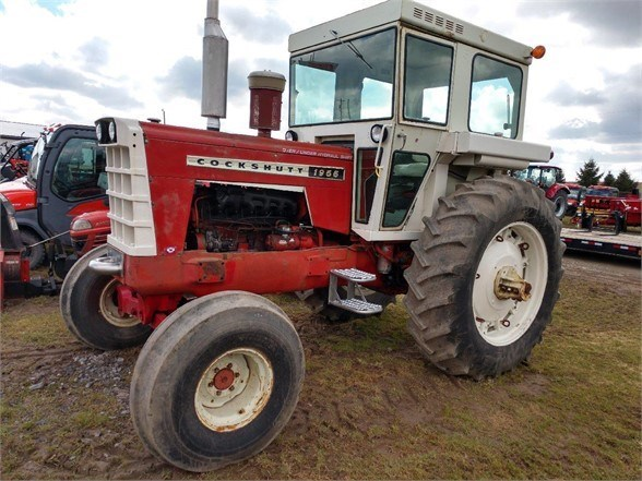 Cockshutt 1955 Tractor For Sale