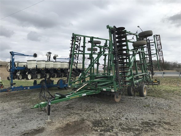 2017 Great Plains 8328DV Field Cultivator For Sale