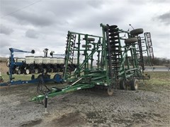 Field Cultivator For Sale 2017 Great Plains 8328DV