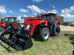 Tractor For Sale 2019 Case IH Maxxum 150 , 145 HP