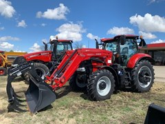 Tractor For Sale 2019 Case IH PUMA 165 , 165 HP