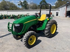 Tractor - Compact Utility For Sale 2014 John Deere 4105