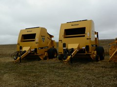 Baler-Round For Sale 2020 Vermeer 605N