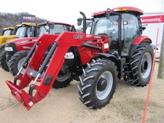 Tractor For Sale 2013 Case IH MAXXUM 140 MC