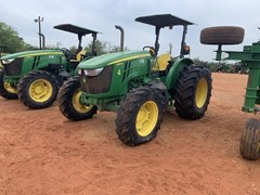 Tractor - Utility For Sale 2016 John Deere 5115M , 115 HP