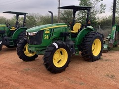Tractor - Utility For Sale 2018 John Deere 5115M , 115 HP