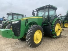 Tractor - Row Crop For Sale 2019 John Deere 8245R , 245 HP