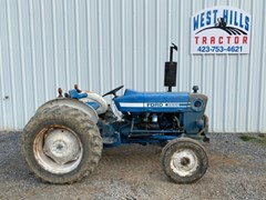 Tractor For Sale 1978 Ford 3600 , 48 HP