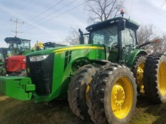 Tractor - Row Crop For Sale 2017 John Deere 8295R , 295 HP