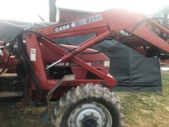 Tractor - Utility For Sale 1998 Case IH C60