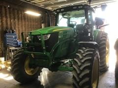 Tractor - Row Crop For Sale 2019 John Deere 6155R