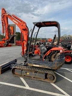 Excavator-Track For Sale 2015 Kubota KX91R1AS2