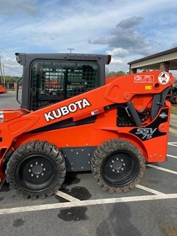 2018 Kubota SSV75 Skid Steer For Sale